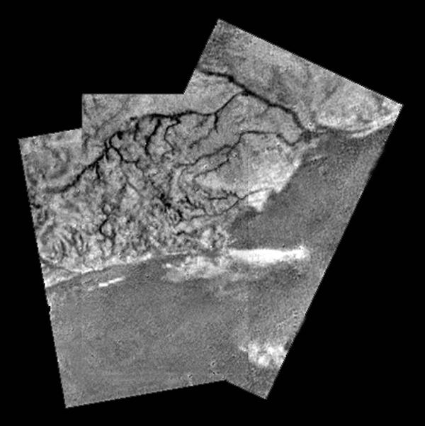 Titan hat Methankreislauf statt Wasserkreislauf