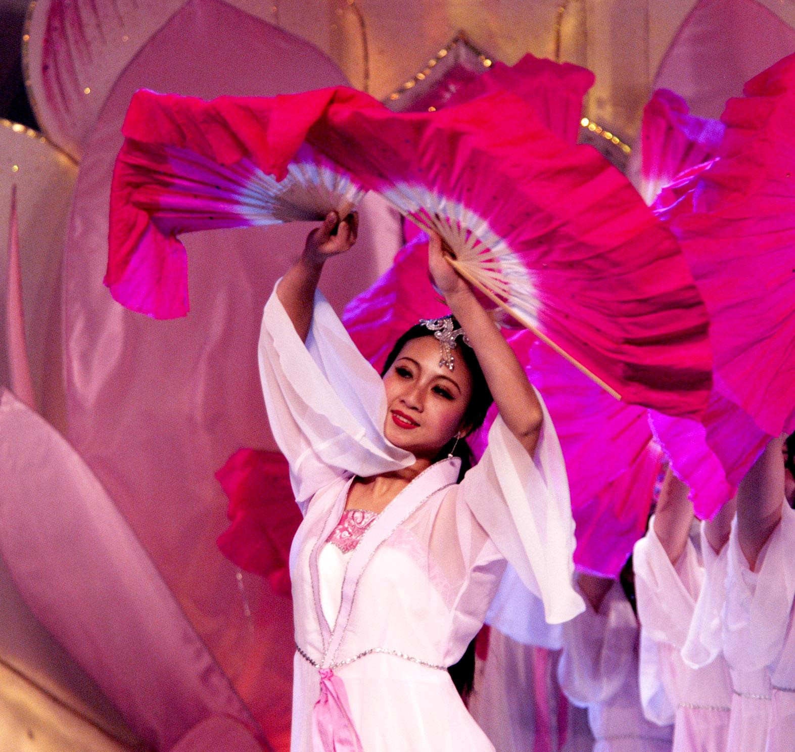 Am Aschermittwoch feiern Chinesen ihr Neujahr