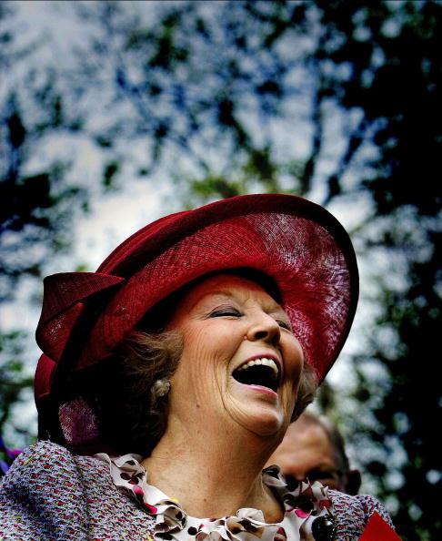 Auf nach Holland zum Königinnen -Tag