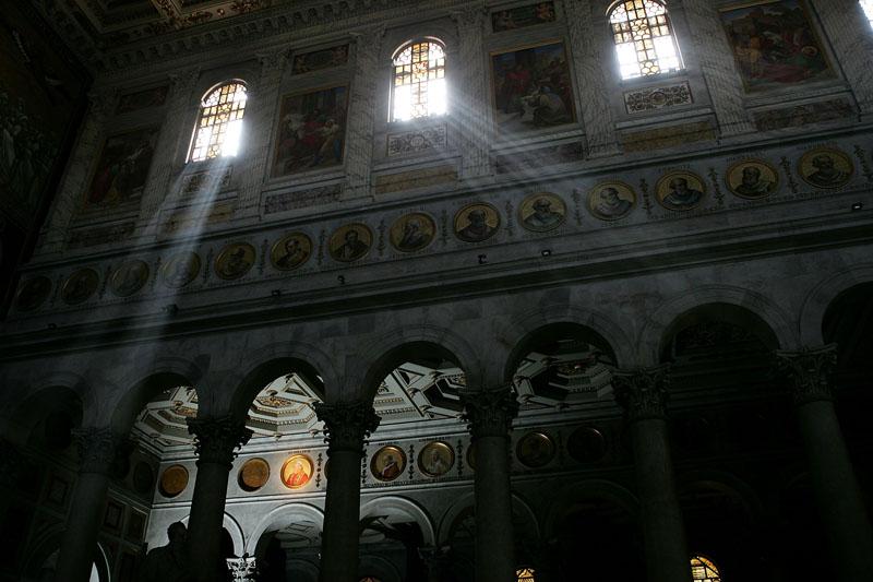 Ein Tag vor der Papstwahl
