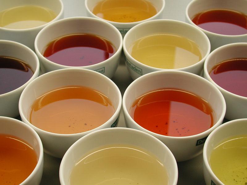 United Colours of Tea