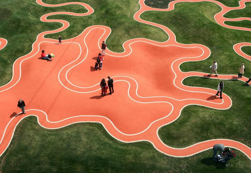 Die Bundesgartenschau 2005 in München
