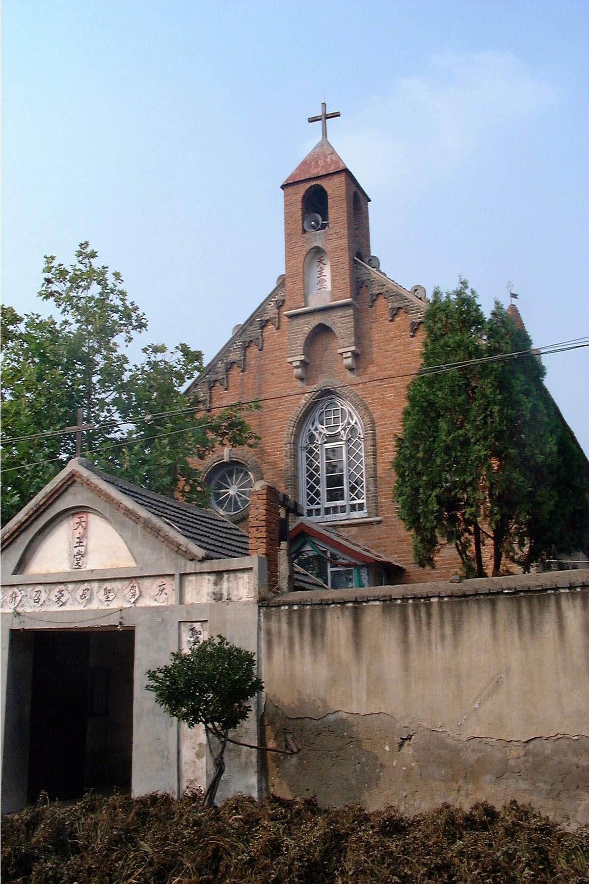 Das atheistische Peking kondoliert