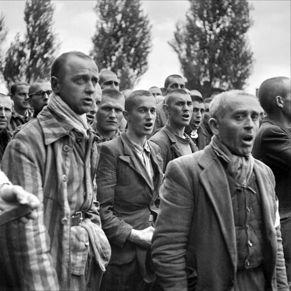 60. Jahrestag der Befreiung des KZ Dachau