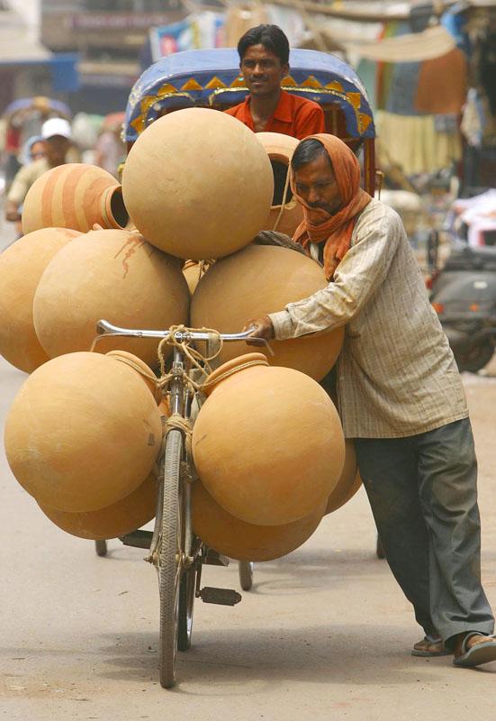Allahabad, Nordindien