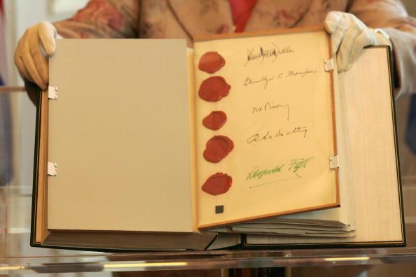 50 Jahre Staatsvertrag Österreich