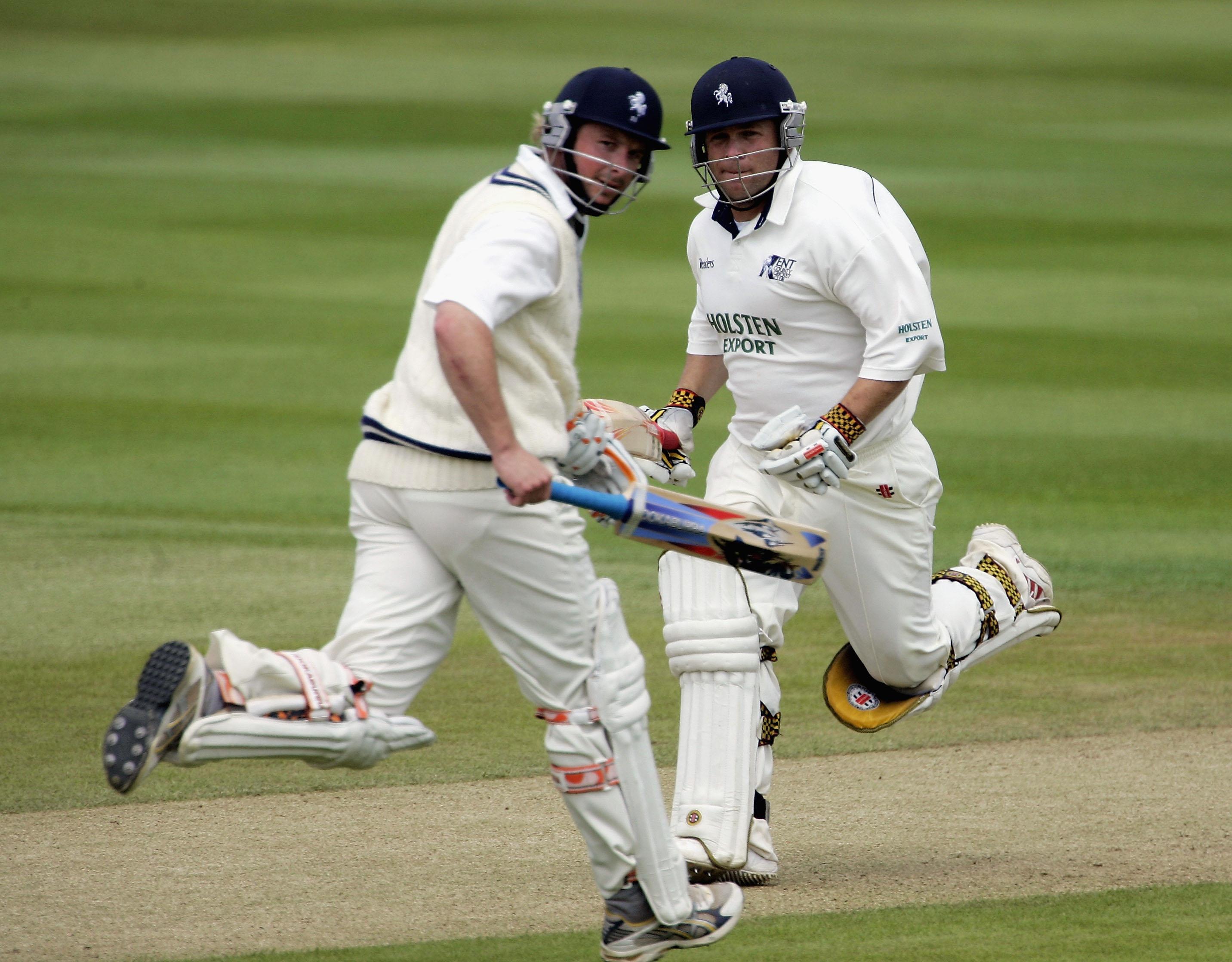 Kricketspiel zwischen Warwickshire und Kent in Birmingham