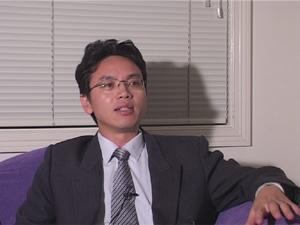 Der chinesische Diplomat und Überläufer Chen Yonglin