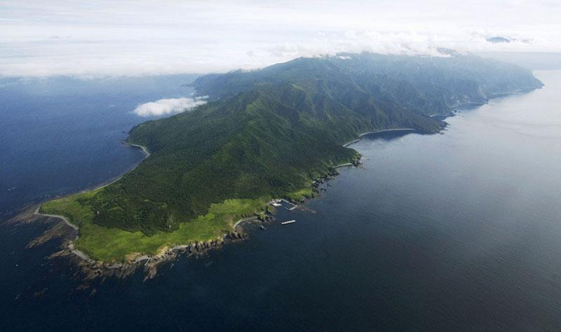 Die japanische Halbinsel Shiretoko wird Weltnaturerbe der UNESCO