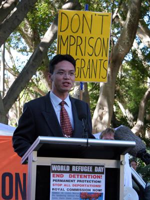 Übergelaufener chinesischer Diplomat erhält in Australien Schutzvisum