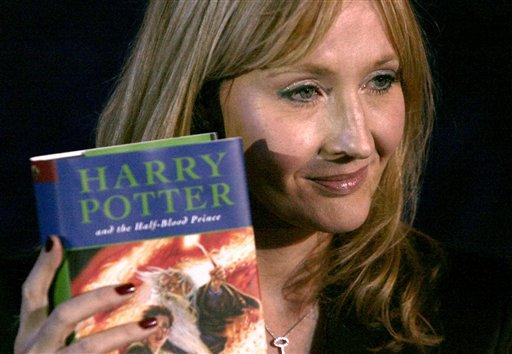 Verkauf von sechstem Harry-Potter-Band hat begonnen