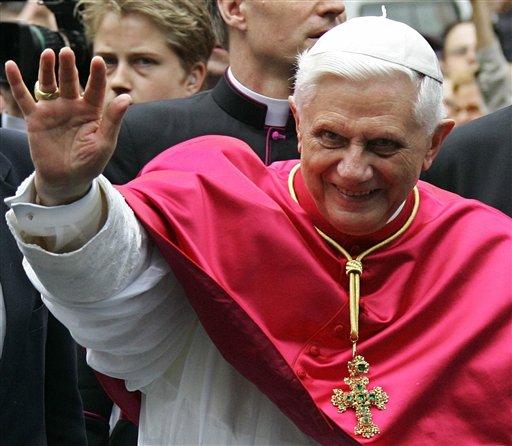 Erster Papst-Besuch einer Synagoge in Deutschland