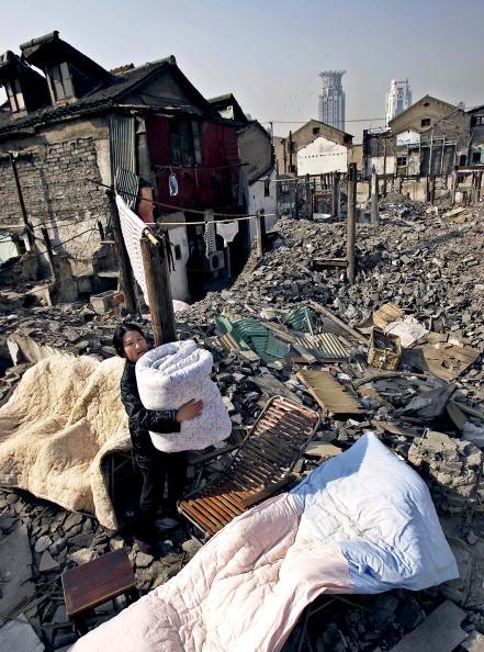 Chinas Oberstes Gericht gibt Abriss von Häusern freie Hand
