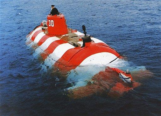 Zur Bergung des russischen U-Bootes – Fjodorow: Noch Sauerstoff für 18 Stunden
