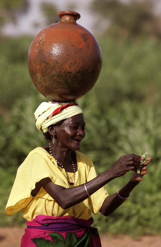 Lebensmittelknappheit in Niger