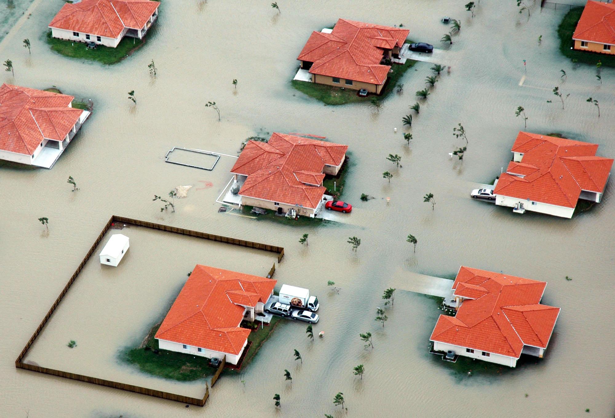 «Katrina» nimmt Kurs auf New Orleans