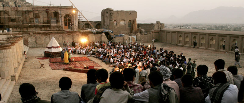 Shakespeare in Afghanistan