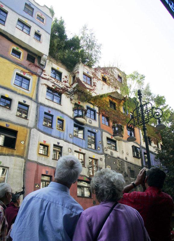 20 Jahre Hundertwasser-Haus