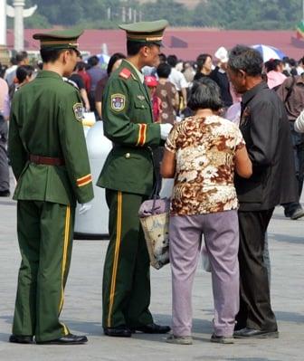 Bittsteller in Peking festgenommen