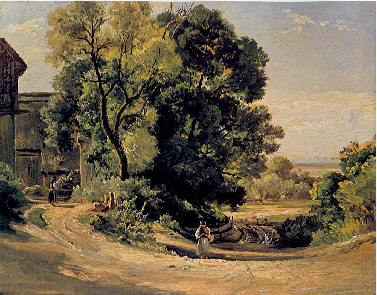 Der Maler Christian Morgenstern