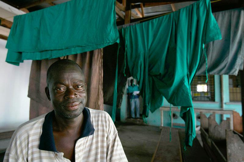 Joe Wilson, Monrovia