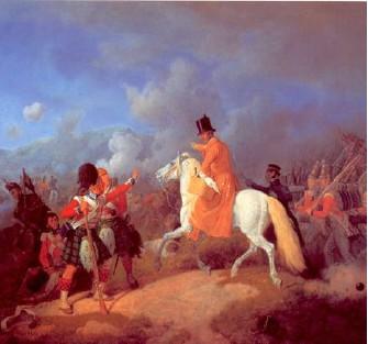 Der Maler Peter von Hess