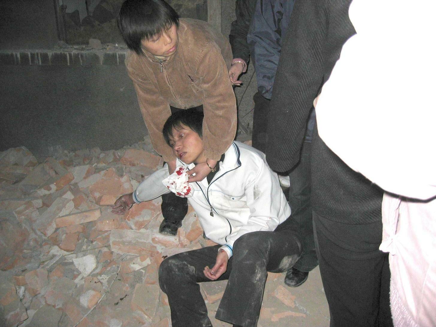 Katholische Kirche in der Stadt Xi'an niedergerissen, 16 Nonnen verletzt