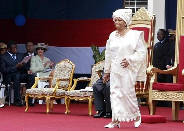 Johnson-Sirleaf als erste gewählte Präsidentin Afrikas vereidigt