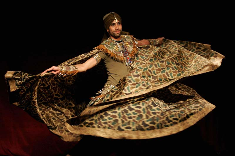Orientalischer Tanz in Israel