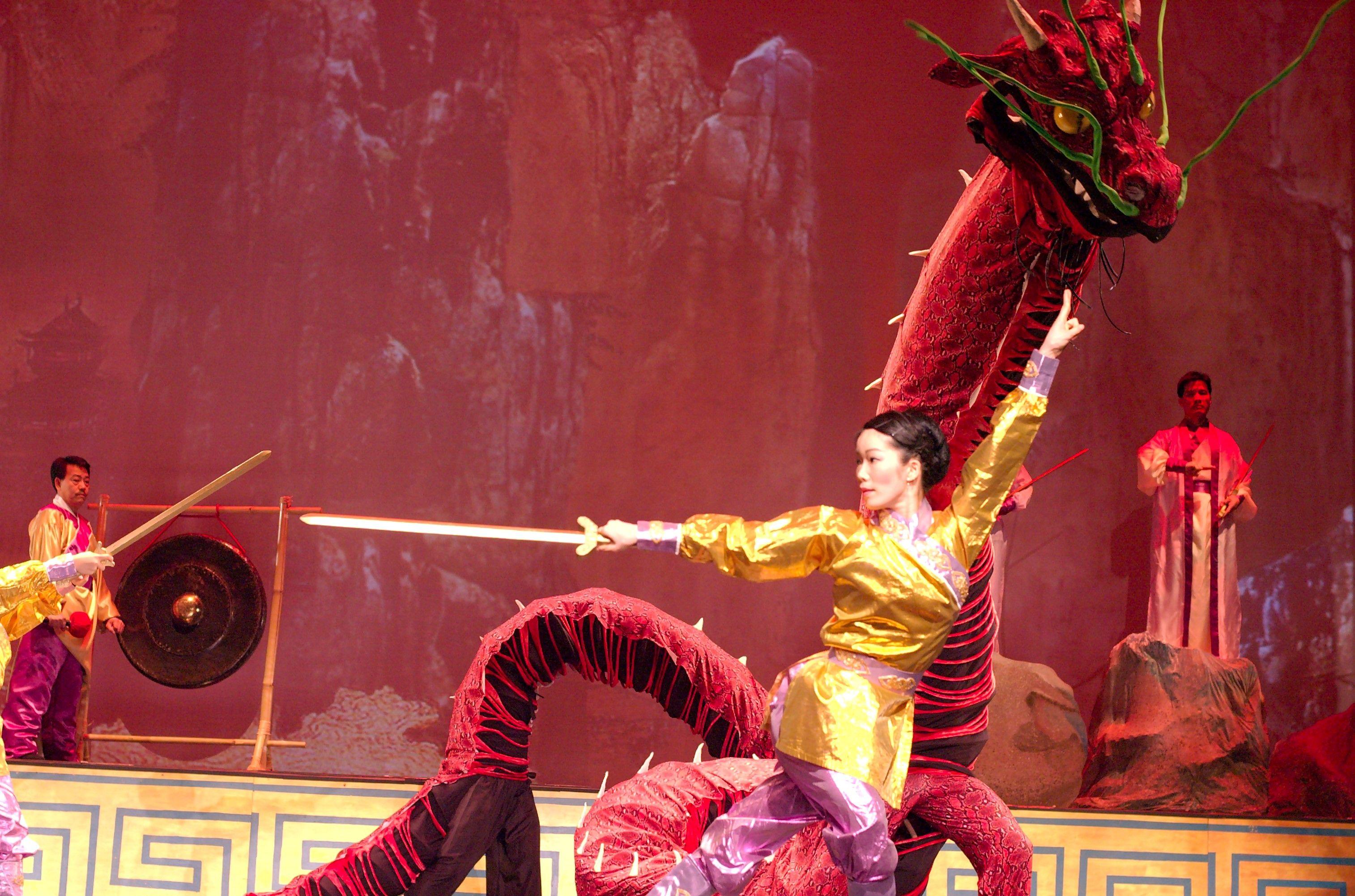 Mythen und Legenden – Neujahrsgala von New Tang Dynasty-TV in 16 Metropolen der Welt