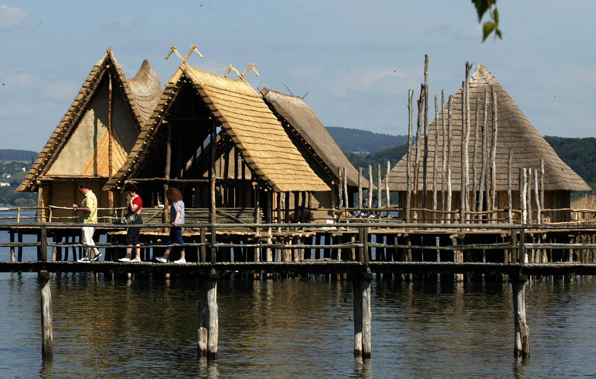 Modetrends der Pfahlbauer am Bodensee