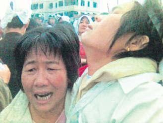 Shanwei – Nach Tragödie hilflos und ausgeliefert