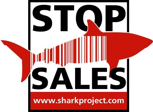 Haie gehören ins Meer oder auf den Sondermüll