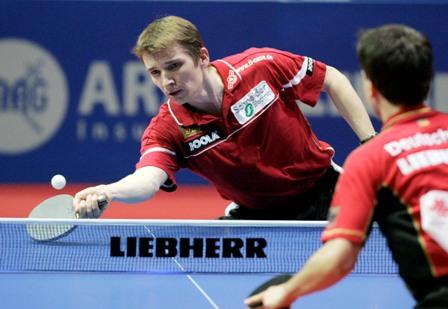 Tischtennis Woldcup 2006 in Bremen