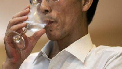 Alkoholkonsum bringt Lob