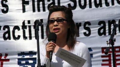 Zeugen für Chinas Todeslager erschienen öffentlich