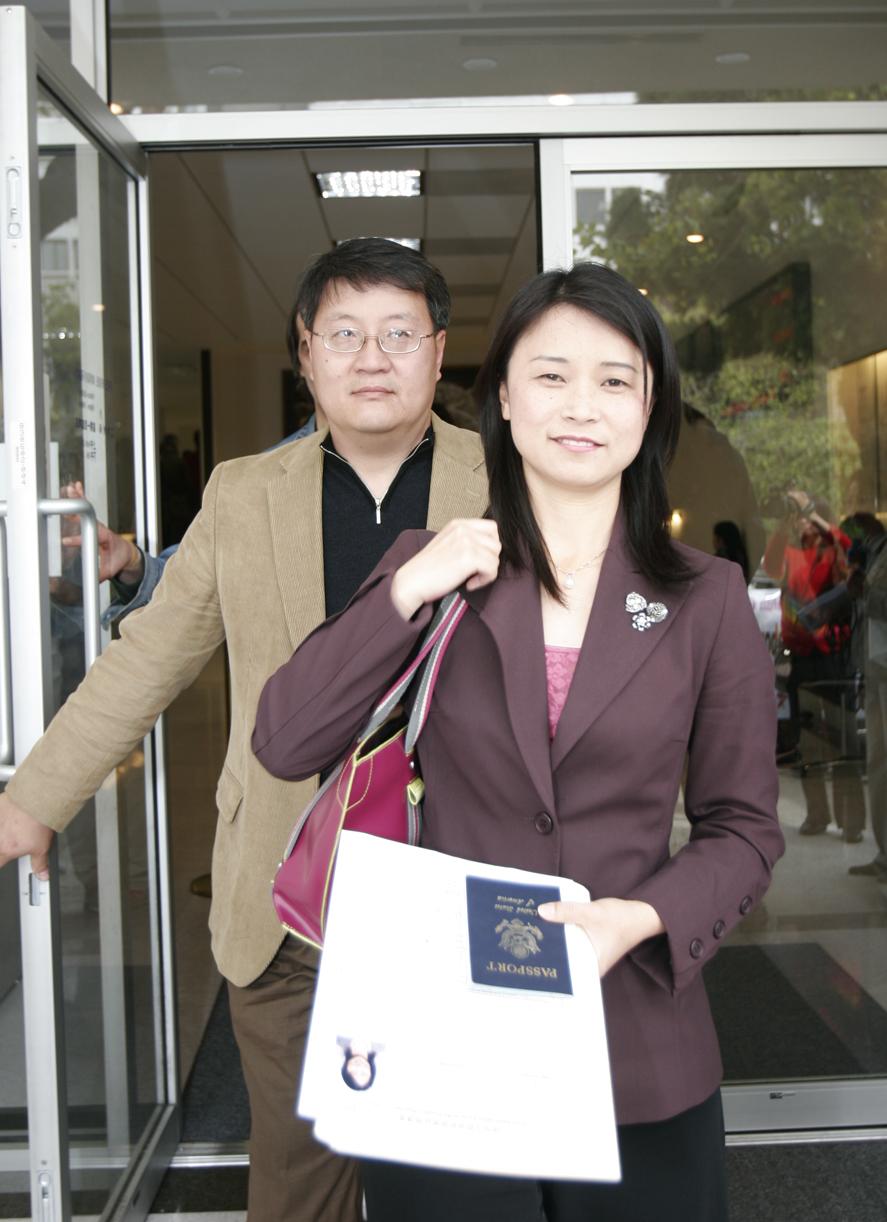 Unliebsame Gäste für Chinas KP?