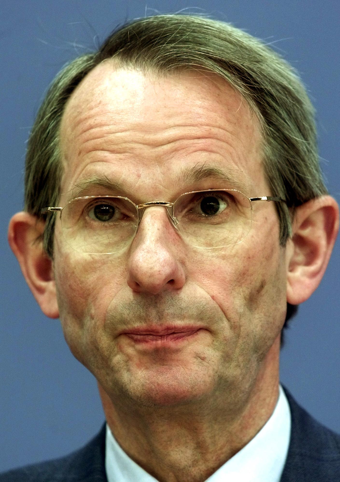 Ärztepräsident Jörg-Dietrich Hoppe: Der freundliche Professor