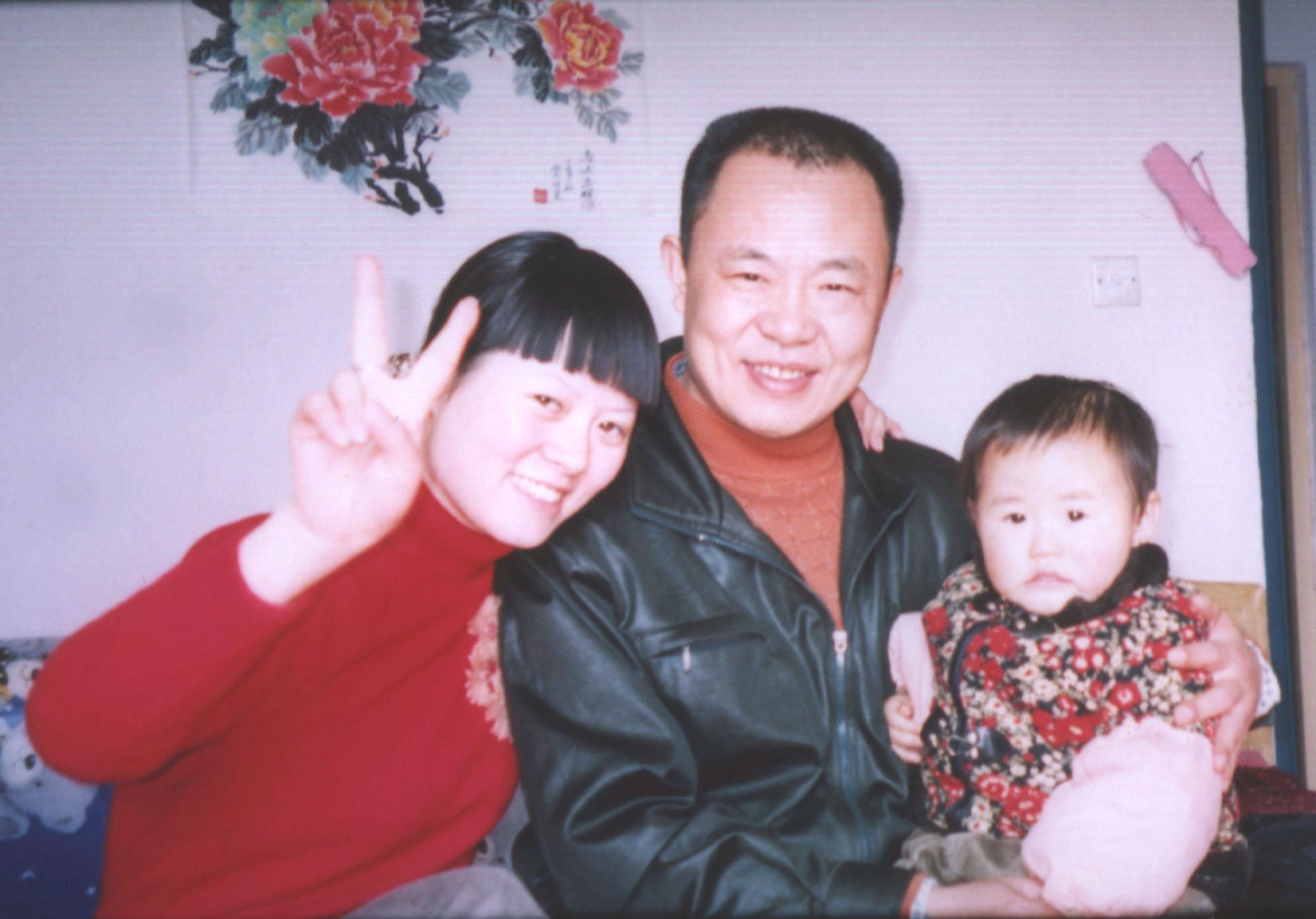 Der chinesische Journalist Zhang Lin im Gefängnis schwer erkrankt