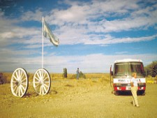Frühjahrsreise in den Herbst Patagoniens 2006 – Teil 1