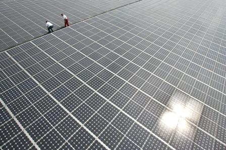 Kraftwerk Sonne: Deutschland ist weltweit führender Solarstandort