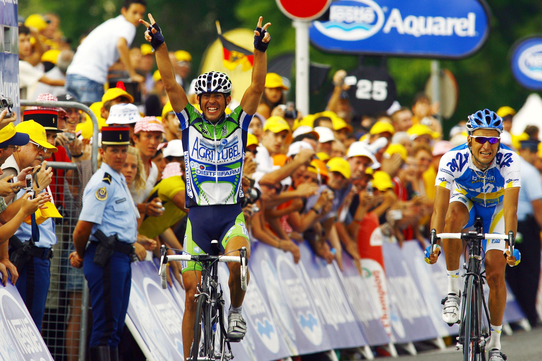Tour de France: Neuer Führender nach erster Bergetappe