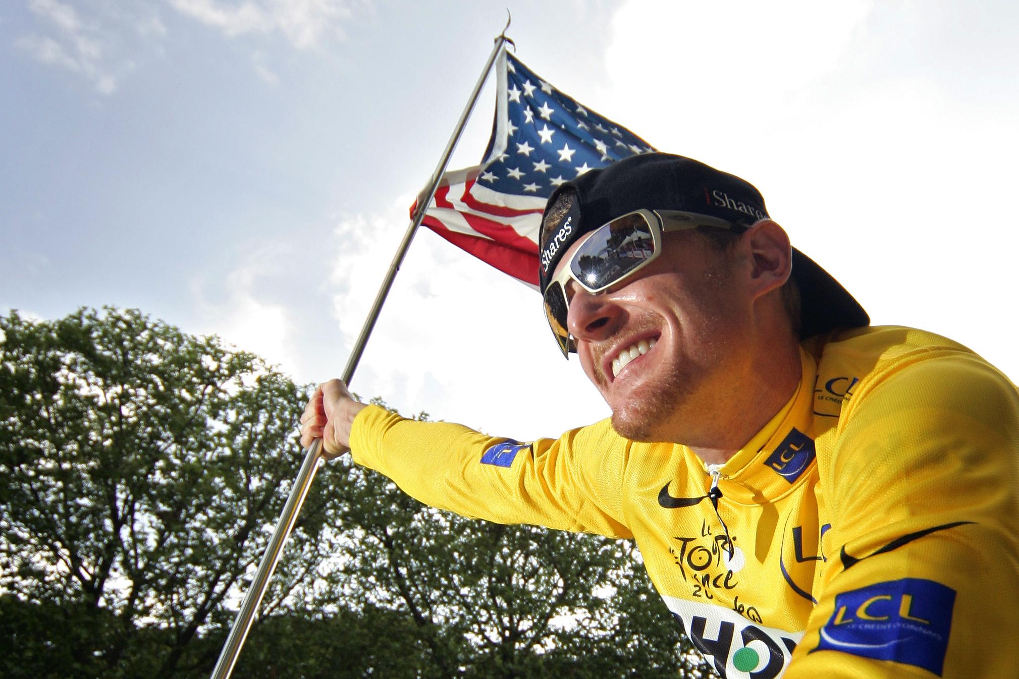 Floyd Landis gewinnt 93. Tour de France