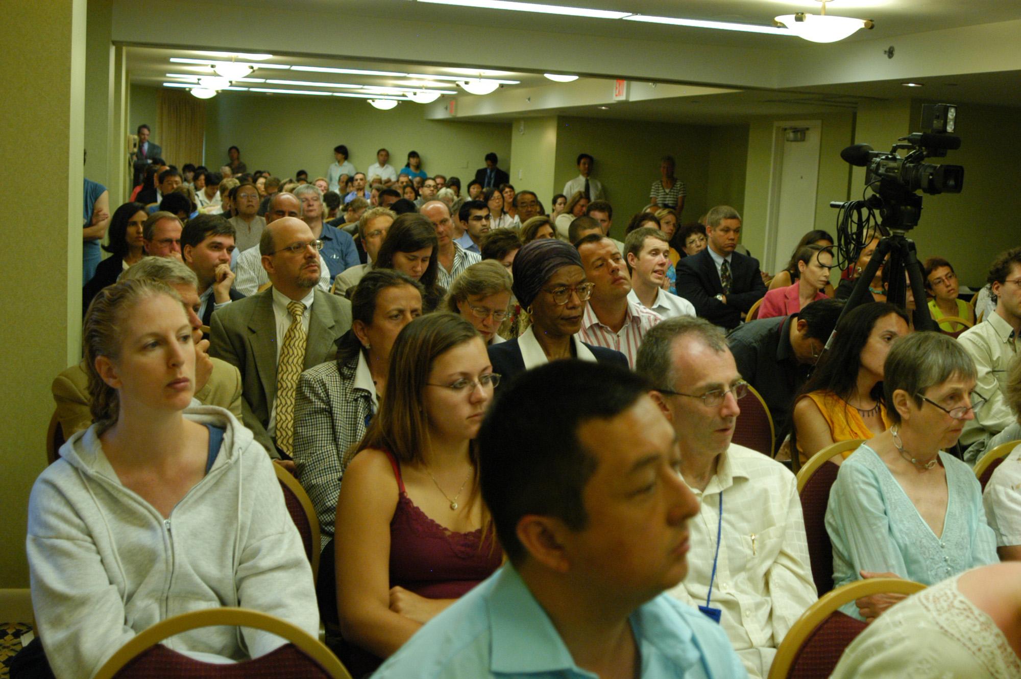 Der Erste Weltkongress für <br>Transplantationsmedizin in Boston / USA