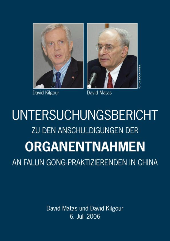 Untersuchungsbericht zu den Anschuldigungen der Organentnahme an Falun Gong Praktizierenden in China
