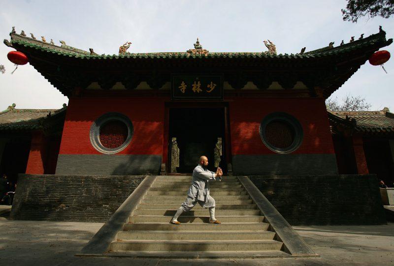 Shaolin – der Schleier fällt