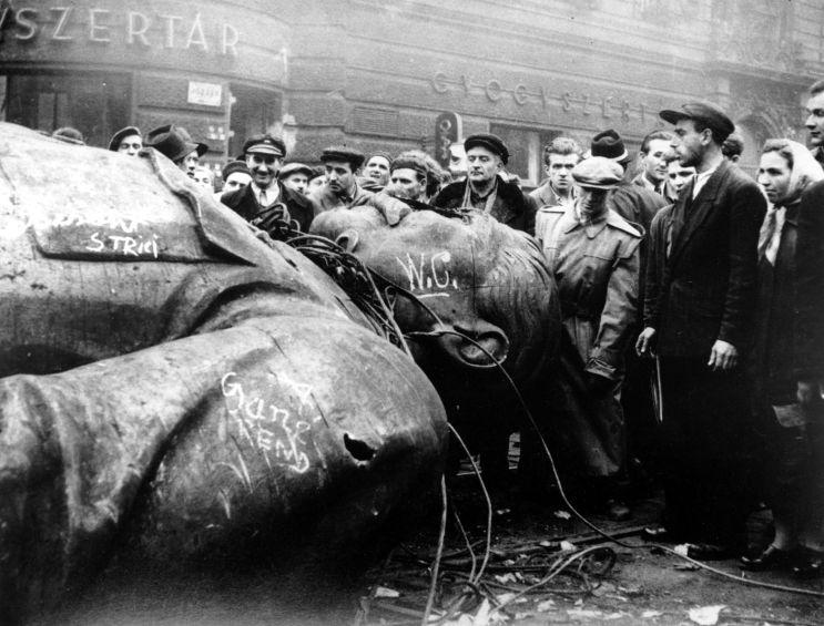 Die Herzen berührend – Ungarn 1956