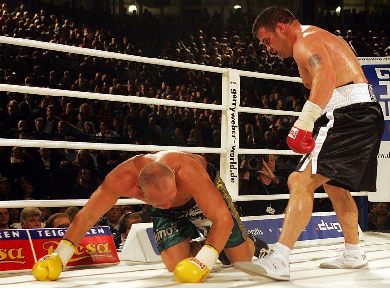 Axel Schulz verlor in der 6. Runde