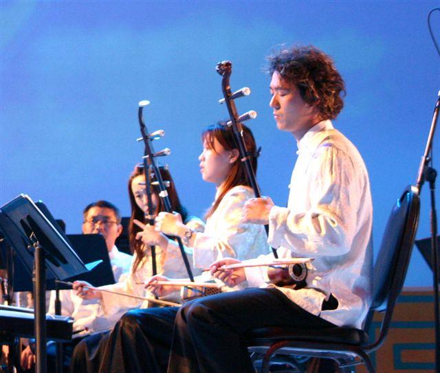 Die chinesische Musik ist wie ein Gedicht und wie ein Bild