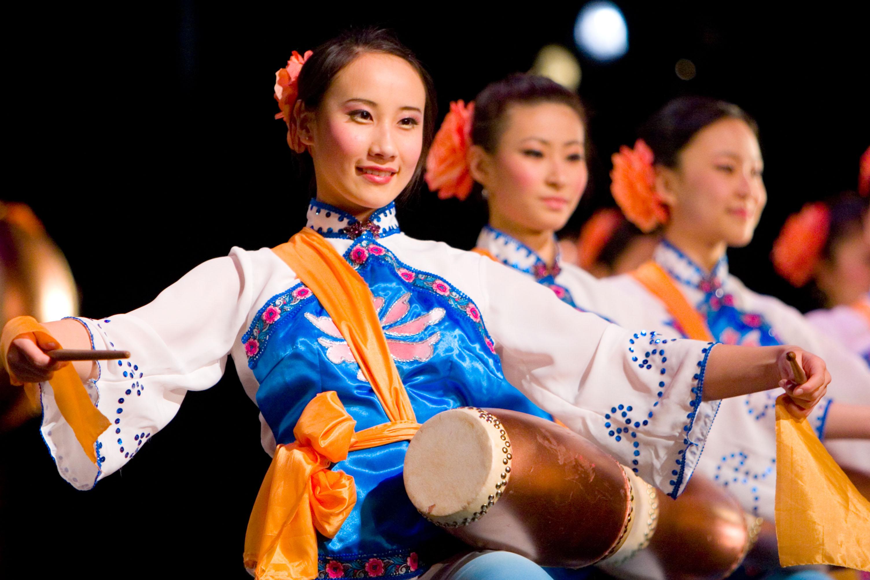 Die chinesische Musik tendiert zu einem freien Stil